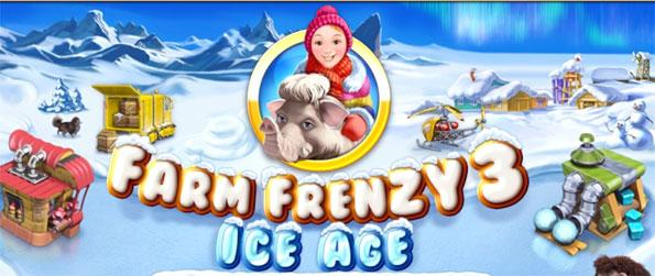 Farm Frenzy 3: Ice Age - Transform a plot of land in the Arctic to a highly producing farm.