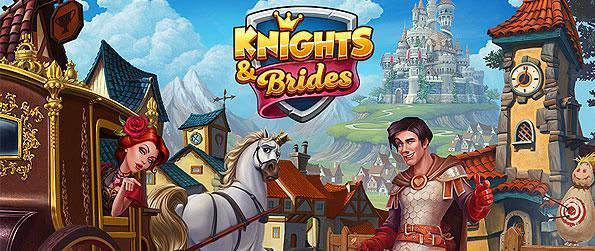 Knights and Brides - Enjoy an amazing medieval themed game offering multiple features with lots to see in this brimming new facebook title.