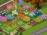Make a beautiful secret garden in Mahjong Garden