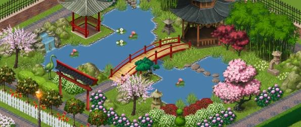 Mahjong: The Secret Garden - Recover New Items And Create A Thriving Mahjong Garden!