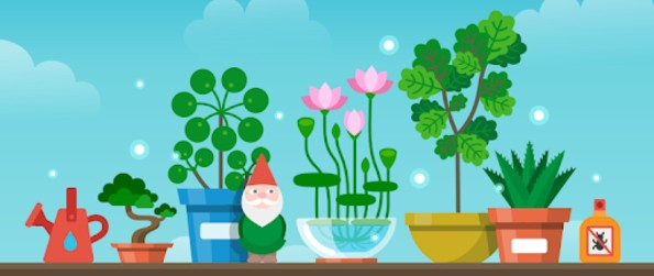 Terrarium: Idle Garden - Enjoy this new way of relaxing with your very own virtual terrarium!