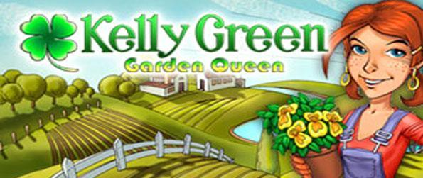 Kelly Green Garden Queen - Play this highly addictive time management game that'll get you hooked from start to finish.