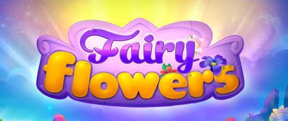 Fairy Flowers - Make combinations out of flowers and irises to meet every level's goals.