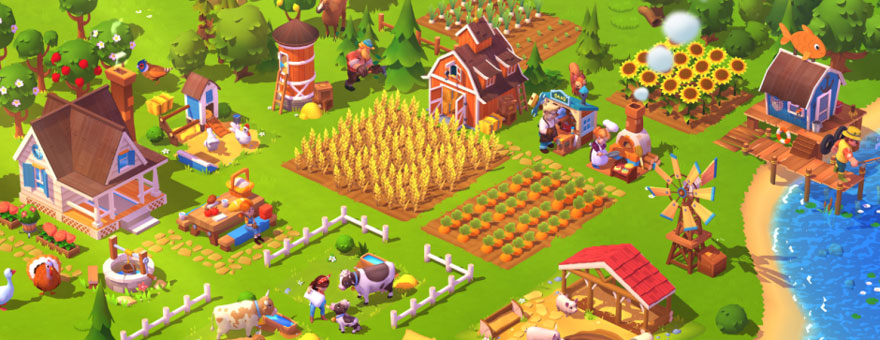 How FarmVille Started It All? large