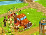 Big Farm: Sell your goods