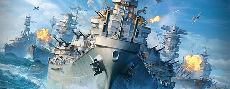 World of Warships large