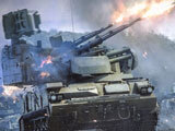 War Thunder: Anti-aircraft gun