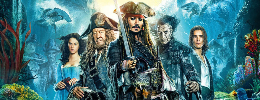 Pirates of the Caribbean: Tides of War large