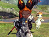 Cool skins and pet in Blade & Soul