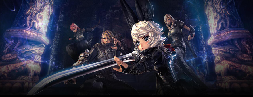 Blade and Soul large