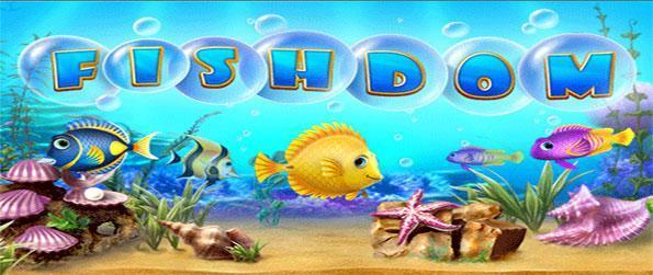 Fishdom - Welcome to Fishdom, the cutest and most fun Match 3 game under the sea.