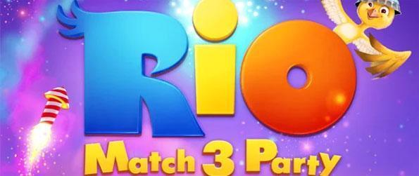 Rio Match 3 Party - Relive the adventures of the Rio gang in this highly engaging Match 3 game.