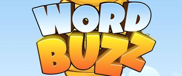Wordbuzz: The Honey Quest - Form words by connecting various letter together in this fun and unique word game, Wordbuzz: The Honey Quest!