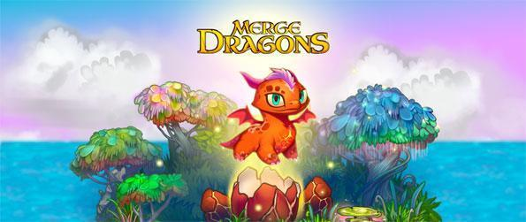 Merge Dragons! - Enjoy this highly innovative puzzle game that doesn't cease to impress.
