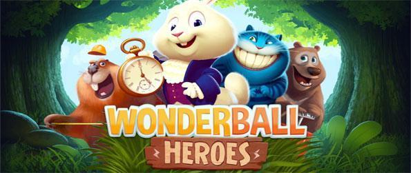 Wonderball Heroes - Enjoy this unique and refreshing puzzle game that'll have you hooked for hours.