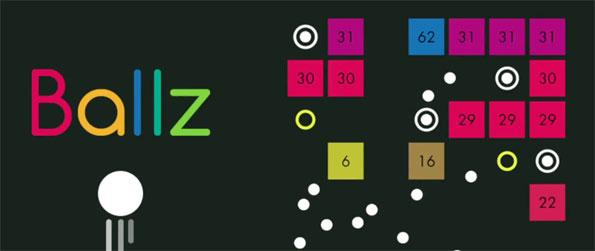 Ballz - Solve the trickiest puzzles in Ballz.
