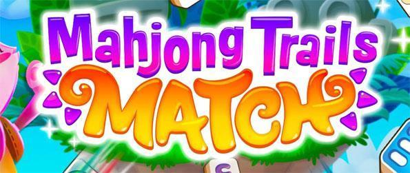 Mahjong Trails Match - Match the similar tiles before time runs out in Mahjong Trails Match.