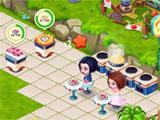 Happy Cafe: Cooking