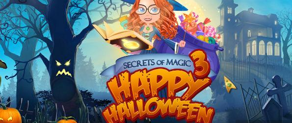 Secrets of Magic 3: Happy Halloween - The Secrets of Magic 3 builds a following not by making distinct changes to the gameplay but instead expanding the story of one main character as she moves from one adventure to another.
