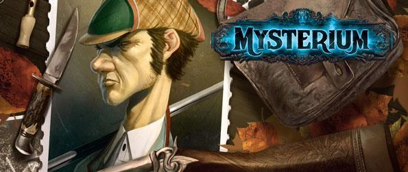 Mysterium: A Psychic Clue Game - Help the team of psychics unravel each murder based on the visions provided by the victim's ghost in Mysterium: A Psychic Clue Game!