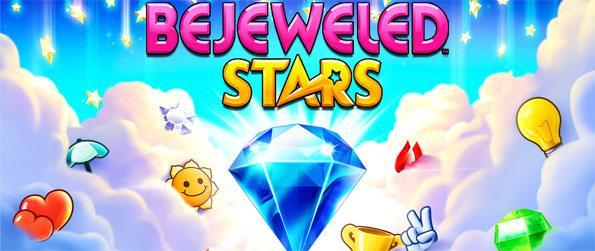 Bejeweled Stars - Match shiny gems, craft power-ups, and collect fun emojis in this brilliant match-3 puzzle game, Bejeweled Stars!