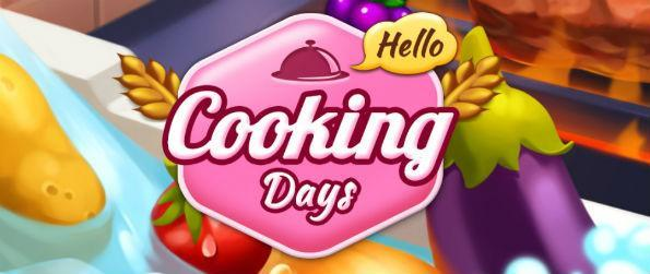 Hello, Cooking Days - Hello, Cooking Days is a surprisingly unique and engaging match 3 game that you can surely play from start to finish.