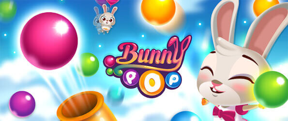 Bunny Pop - Get hooked on this exciting bubble shooter game that doesn't cease to impress.