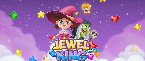 Jewel Match King: Quest - Enjoy this exciting match-3 game that'll take you on a journey across a magical world.