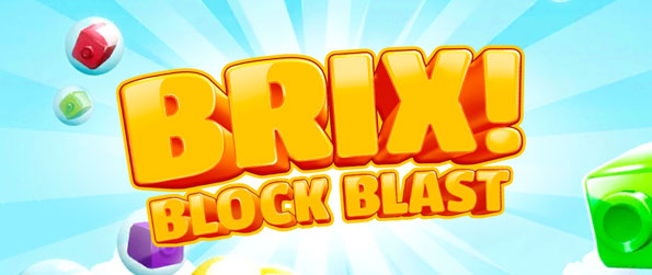 Brix! Block Blast.  - Relive the glory days of game-and-watch brick games with this mobile app.
