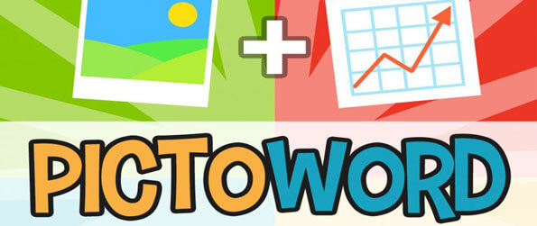 Pictoword - Guess the right word through pictures in Pictoword.