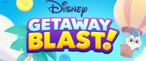 Disney Getaway Blast - Merge together tons of colorful tiles in this addicting mobile based game that doesn't disappoint.