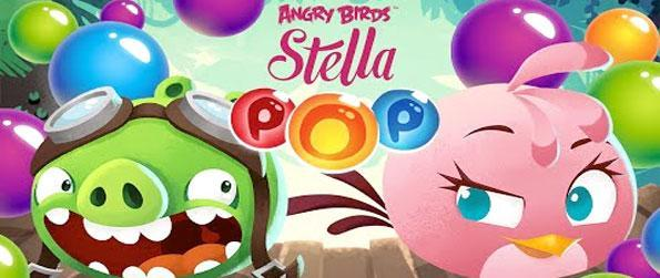 Angry Birds POP - Take down the birds' enemies in this highly addictive bubble popping experience.