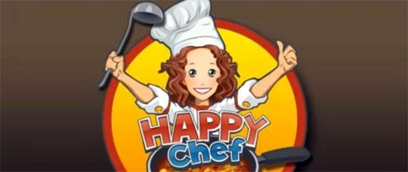 Happy Chef - Demonstrate your culinary prowess to the world in this high quality time management game.