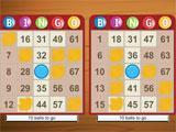 Gameplay for Gamepoint Bingo