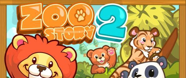 Zoo Story 2 - Play this exciting game and run your very own zoo that everyone wants to visit.