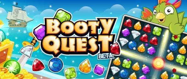 Booty Quest - Match Jewels, Collect Coins & Score As Much Booty As Possible!