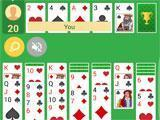 Solitaire Cup gameplay