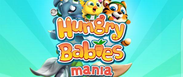 Hungry Babies Mania - Immerse yourself in this top notch match-3 game that doesn't cease to impress.