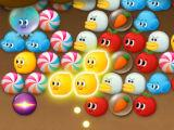 Many varieties of bubbles in LINE Bubble 2