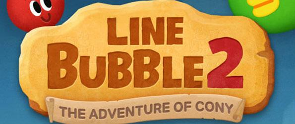 LINE Bubble 2 - Help Cony the Bunny find her missing boyfriend in a mysterious world in LINE Bubble 2!