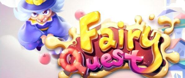 Fairy Quest - Enjoy this innovative new match-3 game that brings a refreshing change to the tried and true formula.