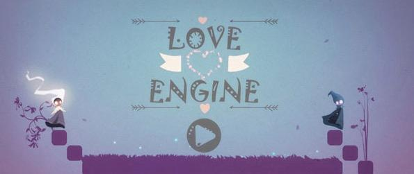 Love Engine - Solve complicated puzzles and be touched by the couple's thrilling adventure to meet again, thanks to the power of the fireflies.