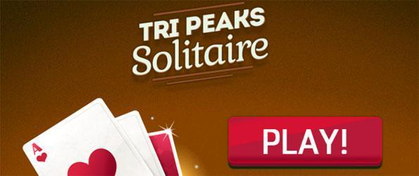 Tripeaks Solitaire - Looking for a casual solitaire game to pass the time? Do give Tripeaks Solitaire by Steel Feather a try!