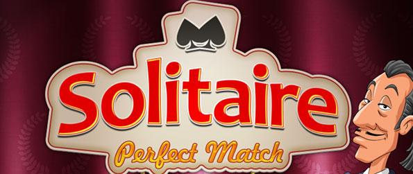 Solitaire Perfect Match - Complete levels of challenging solitaire games and play against others in the tournament in this amazing game, Solitaire Perfect Match!