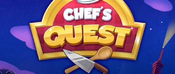 Chef's Quest - Help the chef find all the ingredients for his dishes.