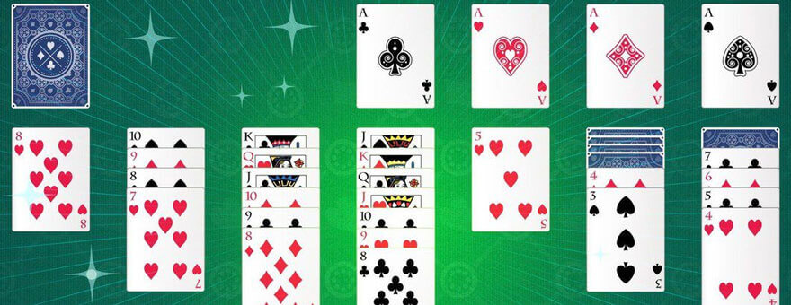 Most Popular Types of Solitaire large