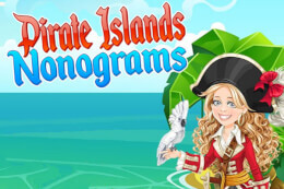 Pirate Islands Nonograms thumb