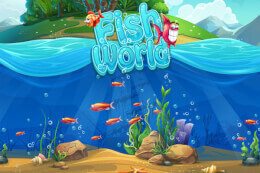 Fish World Match-3 thumb