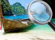 Hidden Objects Tropical Slide game