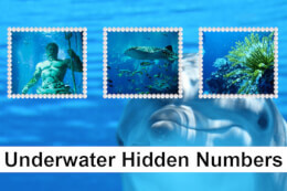Underwater Hidden Numbers thumb